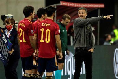 España, de las dudas a la exhibición
