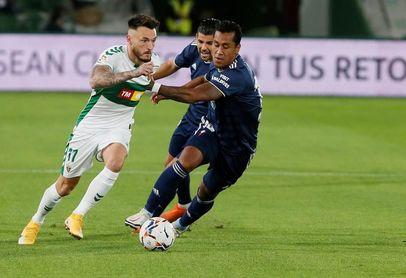 Josan, segundo jugador con más acciones de ataque tras Messi
