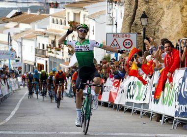 Gonzalo Serrano suma más talento español