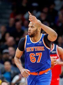 Los Knicks dan de baja a seis jugadores y eliminan 40 millones de dólares en salarios