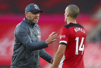 Oriol Romeu amplía su contrato con el Southampton