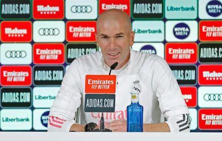 Zidane: ?Espero que la situación del club y Ramos se arregle rápidamente?