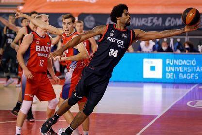 El Cholet francés anuncia el fichaje de Aaron Jones (Bilbao Basket)