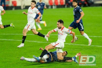 """Munir: """"El partido no se acaba hasta que pite el árbitro"""""""