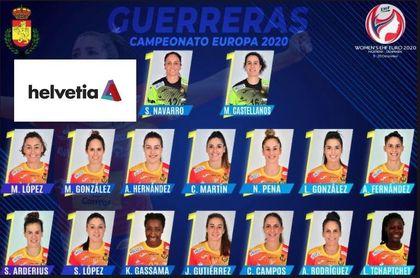 Mireya González afronta tercer europeo buscando primer oro de las Guerreras