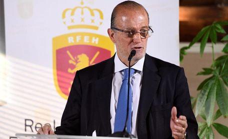 Santiago Deó, cuarto mandato entre Juegos, centenario y Mundial en casa