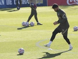 Diego Costa, frente a la discrepancia