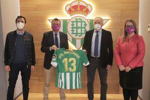 El Felipe del Valle, nuevo feudo del Betis Féminas hasta final de temporada