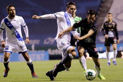 2-1. El Puebla del peruano Reynoso le pega al León en los cuartos de final