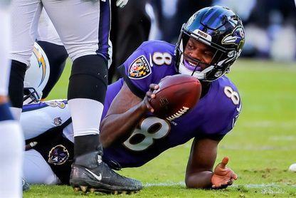 Nuevos casos de contagio de covid-19 en Ravens, incluido el pasador Jackson