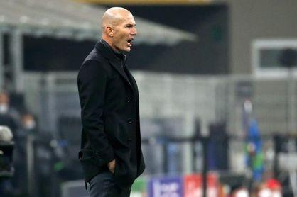 Zidane convoca a 19 jugadores en una lista sin canteranos