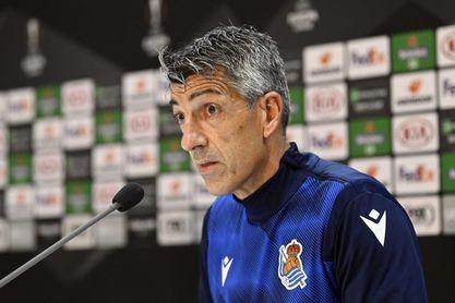 """Alguacil no está preocupado por la baja de Silva porque cree que """"hay equipo"""""""