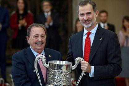 Fallece Juan de Dios Román, exseleccionador y expresidente de la RFEBM
