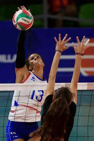 La internacional puertorriqueña Shirley Ferrer deja la selección de voleibol