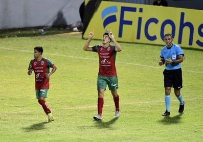 Marathón vapulea 5-0 al Real Sociedad en fecha 12 del Apertura hondureño