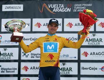 Edu Prades abandona Movistar y correrá en el Nippo Delko dos temporadas
