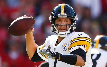 19-14. Roethlisberger mantiene invictos a los Steelers
