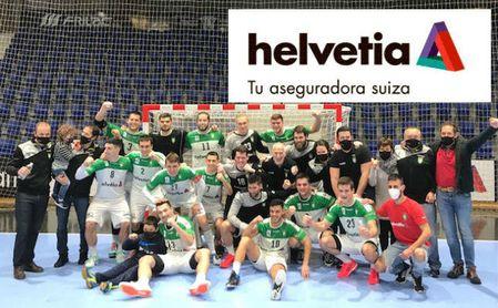 Helvetia Anaitasuna 38-31 Granollers: Cómoda victoria de los navarros.