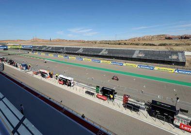 Motorland acogerá los test oficiales del nuevo Campeonato Extreme-E