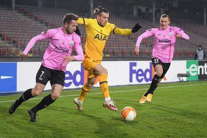 El Milan, Tottenham, Villarreal y Granada sellan su pase a la siguiente ronda