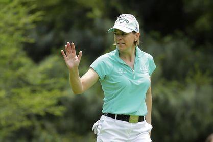 La sueca Annika Sörenstam, nueva presidenta de la Internacional de Golf