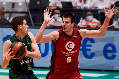López-Aróstegui (Joventut) se estrena como MVP