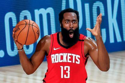 James Harden no acude al primer entrenamiento de grupo con los Rockets