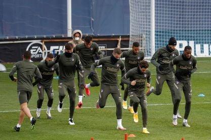 Simeone recupera a Carrasco para Salzburgo