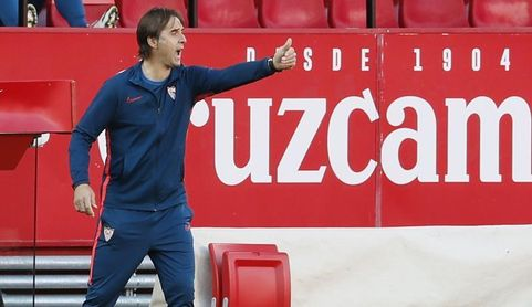 El Sevilla sale con siete cambios y el Rennes con Nzonzi y Camavinga
