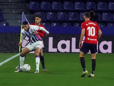 3-2. Weissman da la victoria al Real Valladolid
