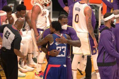 Ibaka debuta con derrota de los Clippers frente a unos Lakers sin Marc Gasol