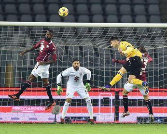 Pusseto, De Paul y Nestorovski disparan al Udinese
