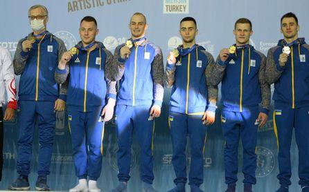 Ucrania, nueva campeona de Europa por equipos