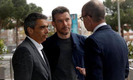 Unzué fue compañero de Maradona en el Sevilla FC.