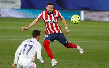 Héctor Herrera vuelve a lesionarse en el muslo izquierdo