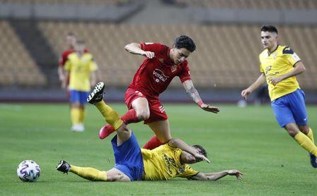 0-6: La aventura del Tomares en la Copa acaba ante Osasuna