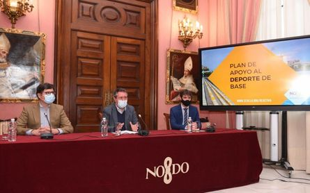 El Ayuntamiento de Sevilla lanza una estrategia de apoyo al deporte