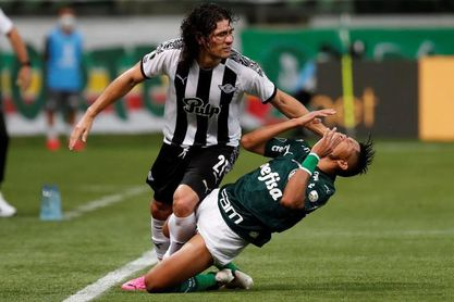 3-0. Palmeiras avanza a semifinales y se citará con River Plate o Nacional