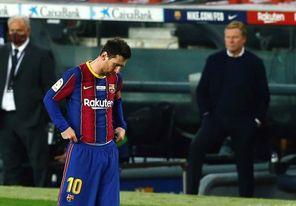 El líder reacciona, el Barcelona reincide