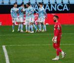 2-0. El Celta firma su cuarta victoria consecutiva