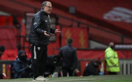 Bielsa vuelve a Old Trafford y se lleva un set de goles.