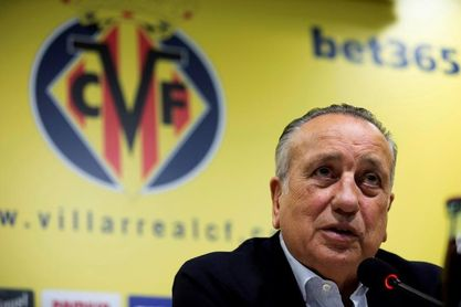 """Fernando Roig: """"La situación del equipo es muy buena"""""""