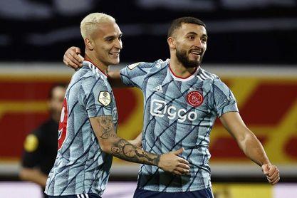 El Ajax se proclama campeón de invierno en la Eredivisie