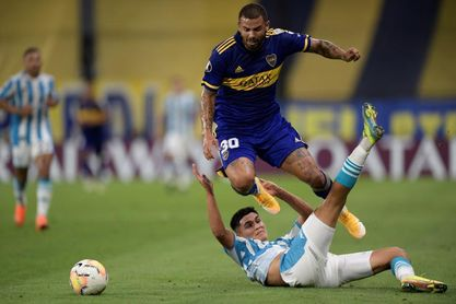 2-0. Boca se libra de Racing y se cita con Santos en semifinales