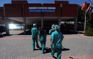 El Leganés realiza una ´visita virtual´ a los enfermos del Severo Ochoa