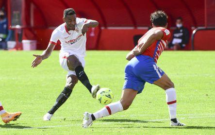El Sevilla regresa pendiente de Fernando