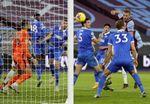 Tomas Soucek evita la derrota del West Ham
