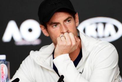 Andy Murray, invitado especial en Melbourne