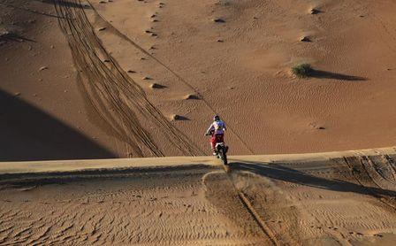 Laia Sanz afronta el Dakar después de superar la enfermedad de Lyme.