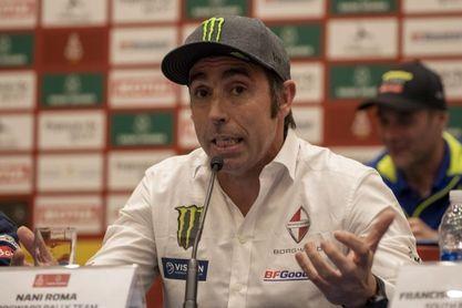 Wincocq sustituye a Oliveras como copiloto de Nani Roma en el Dakar
